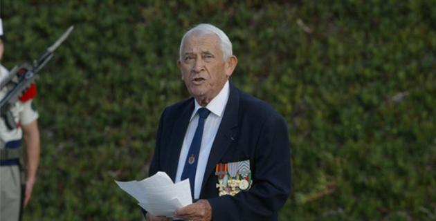 Décès de Pascal Carlini, ancien président des anciens combattants de Calvi-Galeria