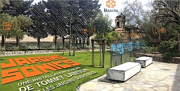 """Bastia : Des """"Jardins sonics"""" au palais des Gouverneurs…"""