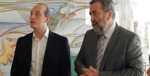 Pietralba fait sa rentrée avec le maire d'Ajaccio