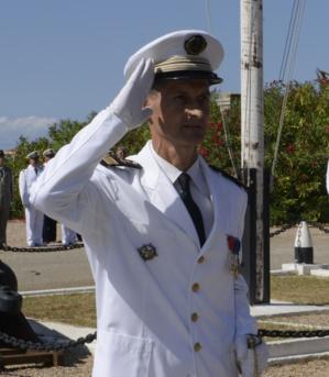 BAn d'Aspretto : Le capitaine de vaisseau Denis Fabre nouveau Comar