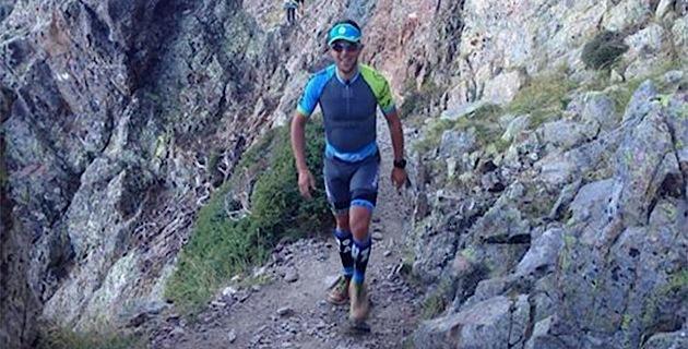 Julien Chorier sur le GR 20 : il va finir en marchant