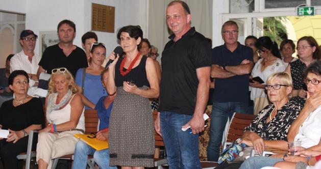 Dominique Mattei et Féli : Inquiets pour l'avenir de Una Volta et des associations conventionnées