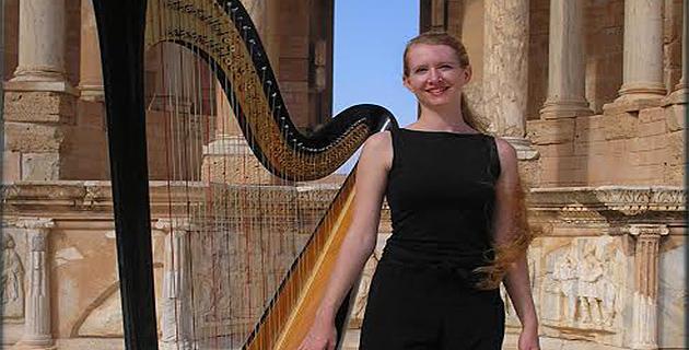 Claire Galo-Place en tournée en Corse