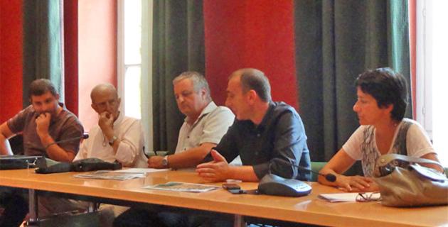 Une délégation corse à Edimbourg pour le référendum écossais