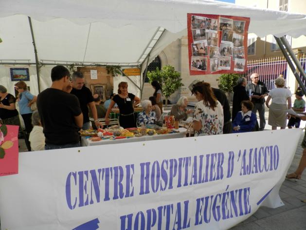 Journée Mondiale France-Alzheimer : Un village à Ajaccio !
