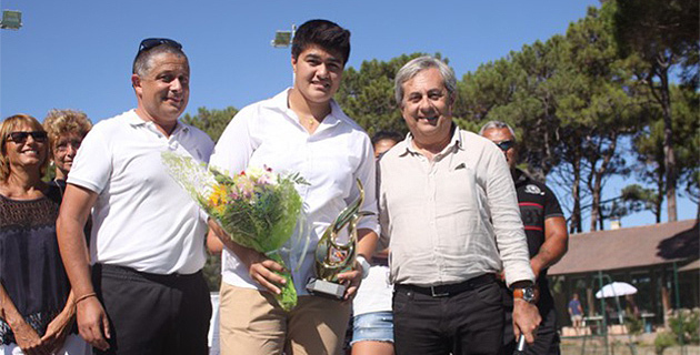 Calvi récompense sa championne de France cadette de judo Julia Tolofua