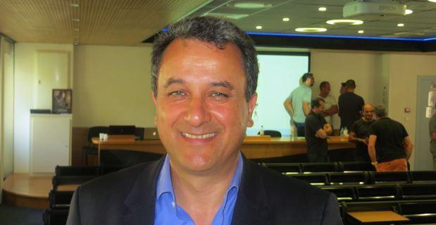 François Tatti, président de la Communauté d'agglomération de Bastia (CAB).