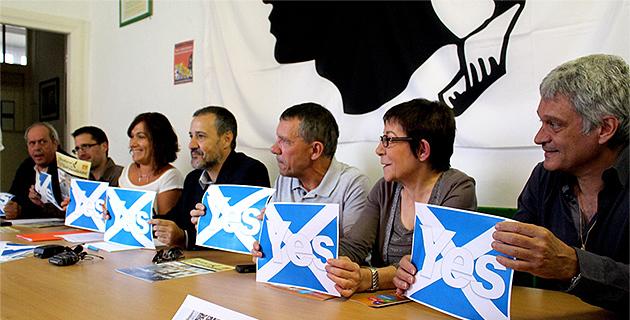 "Le ""Yes"" de Corsica Libera à la… Corse !"