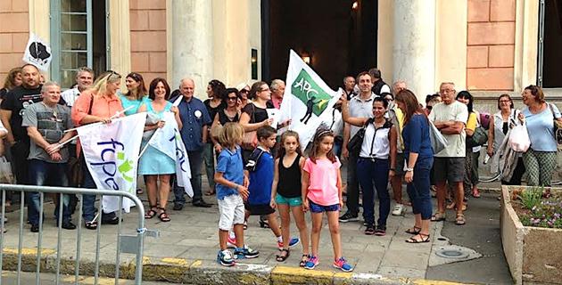 Rythmes scolaires à Ajaccio : Les parents, fortement mobilisés, attendent des faits concrets