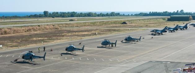 Base aérienne de Ventiseri-Solenzara : Reprise des activités aériennes