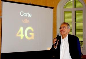 """Philippe Daumas (Orange) : """"Corte ville 4G. L'Ile-Rousse, Calvi et Bonifacio vont suivre"""""""