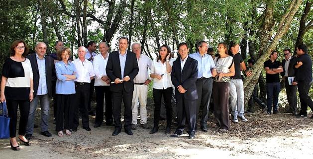 Moca-Croce : Le Syvadec a inauguré le centre technique