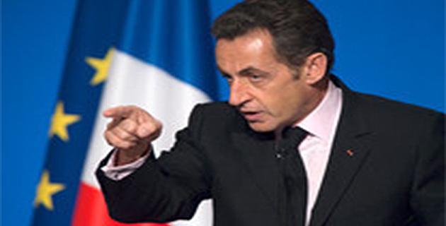 """Nicolas Sarkozy : """"Je suis candidat à la présidence de ma famille politique"""""""