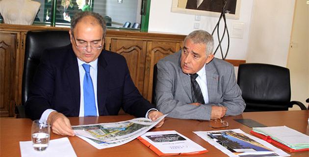 La mise en service de la voie de contournement de L'Ile-Rousse pourrait intervenir d'ici 2020