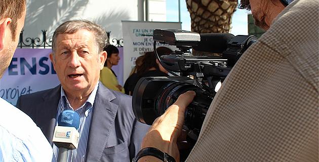 """Réduction des ressources des CCI : """"Des mauvaises nouvelles"""" pour Paul Trojani"""