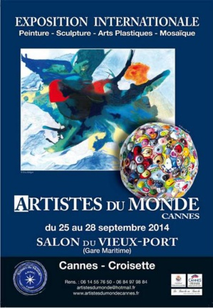 Adrien Martinetti expose à Cannes puis à Ajaccio