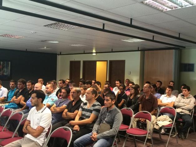 17 nouveaux apprentis entament leur cursus à EDF