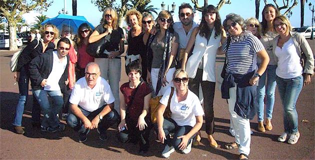 Elvy Tours convie 12 journalistes italiens à découvrir la Corse