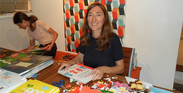 """Delphine Chedru à Bastia : """"De la couleur avant toute chose"""" jusqu'au 31 octobre"""