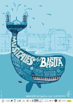 Bastia : Les Musicales du 9 octobre au 12 octobre