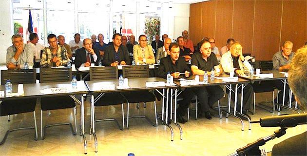 Coopération  intercommunale : La commission de Haute-Corse installée. Premier dossier épineux le 14