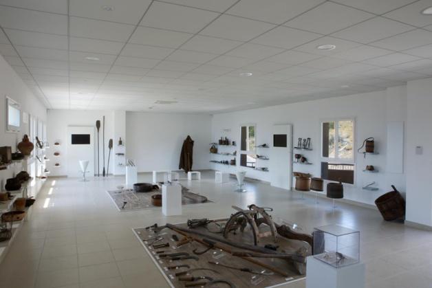 Lozzi inaugure a casa Francescu Flori