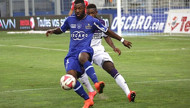 "Junior Tallo : ""Si on joue à Bastia, c'est qu'on a le niveau de Bastia"""