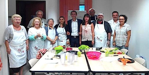 Ajaccio : L'association de diabétiques de Corse propose des ateliers culinaires