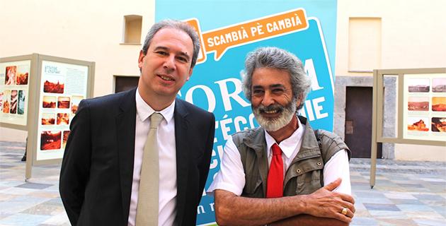 Jean Zucarelli et Pierre-Jean Rubini