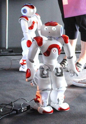 Fête de la Science : Le robot Nao partenaire du… département informatique de l'université