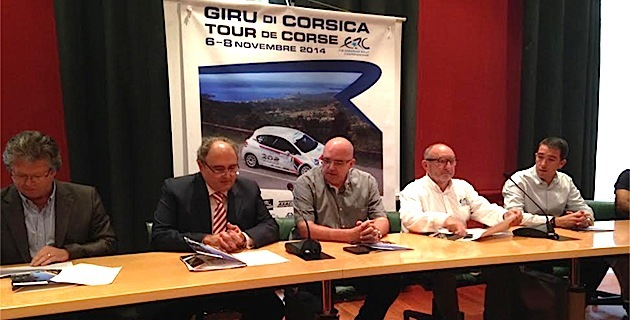 57e Tour de Corse Automobile 6-8 Novembre : Retour vers le futur