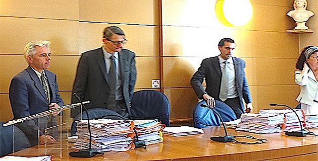 Le tribunal administratif de Bastia examine le contentieux électoral d'Ajaccio jeudi
