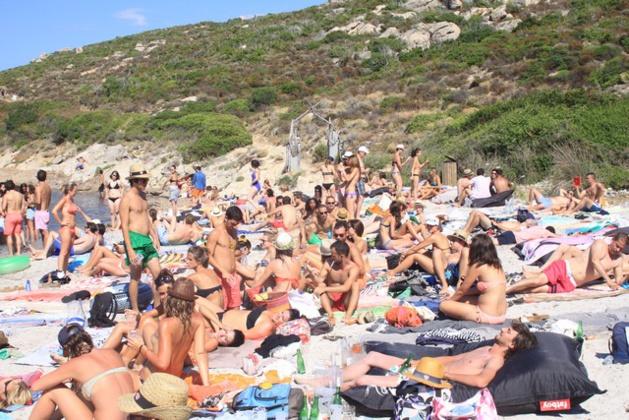 """La paillote de la Revellata """"Mare a Beach"""" à nouveau sous les feux de l'actualité"""