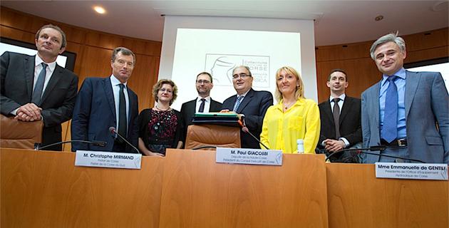 Le comité de suivi des fonds européens fait le point à Ajaccio