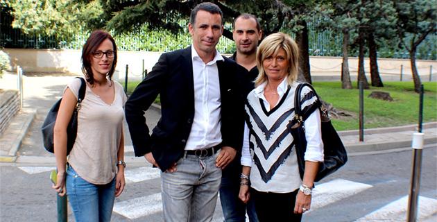 Usine de compost : Gilles Filippi et une délégation de Lucciana à la préfecture