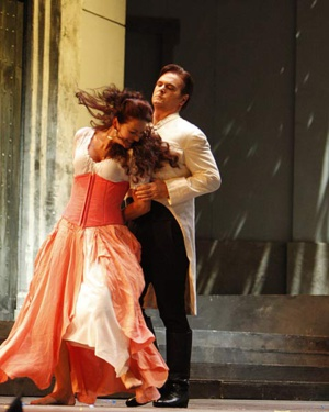 L'Opera Carmen à Ajaccio en direct de New-York
