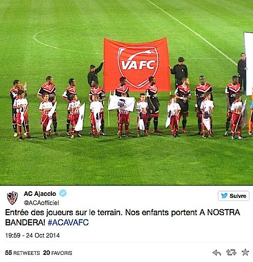 """L'ACA """"assure"""" face à Valenciennes (2-1)"""
