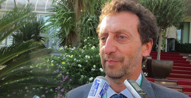 Domenico Bosco, chercheur au département des sciences de l'agriculture, de la forêt et de l'alimentation à l'université de Turin et spécialiste mondial de l'infection des Pouilles.