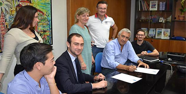 Un partenariat d'avenir pour la vente en ligne de séjours dans le Sartenais-Valinco-Taravo