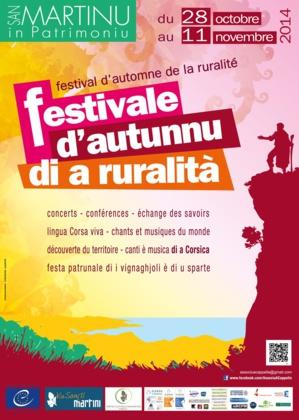 Festivale d'autunnu di a ruralità : L'événement festif du cœur de l'automne !