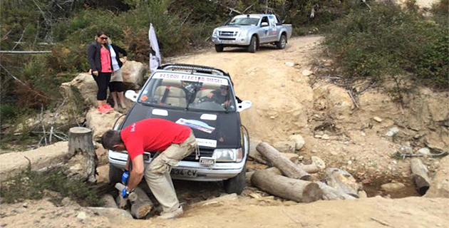 205 Corsica Raid : Sur les pistes du Taravu