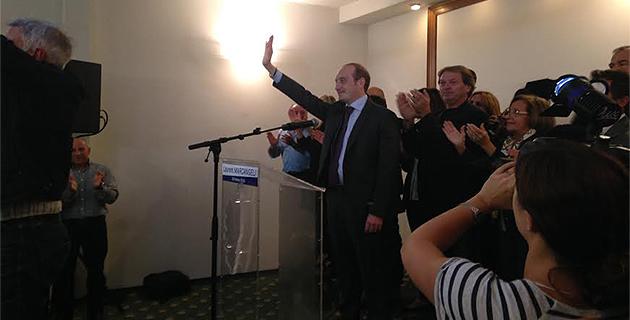 """Laurent Marcangeli : """"La bataille commence ce soir !"""""""