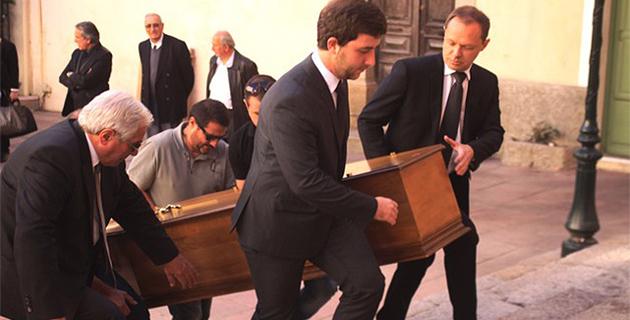 Calvi : L'hommage à François Zanotti