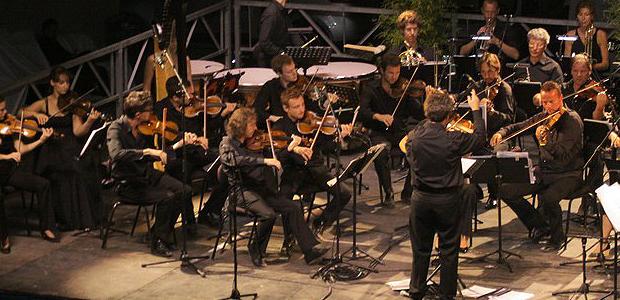 """""""Concert symphonique"""" au théâtre de Bastia"""