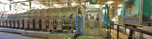 BIHC : Une usine de 3 000 m2 pour une blanchisserie haute technologie à Lucciana !