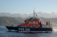 Saint-Florent : La vedette de la SNSM en flammes. Deux bateaux détruits dans le port