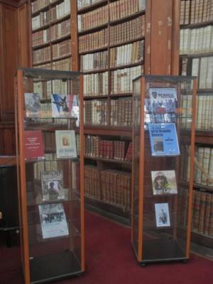 Découvrir la grande guerre à la salle patrimoniale de la bibliothèque municipale d'Ajaccio