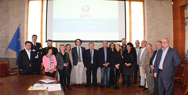 La CCI 2B chef de projet des réseaux touristiques transfrontaliers ART2
