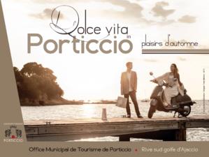 """Dolce Vita in Porticcio :""""Plaisirs d'Automne"""""""