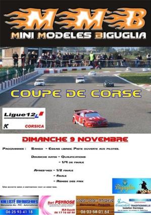 Coupe de Corse de mini-modèles à Biguglia